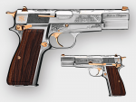 FN Browning HP deluxe