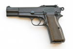 FN Browning HP MK I, made by Inglis (Canada)