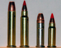 .22WMR, .17HMR,  .22 Long Rifle Stinger и .17 HM2
