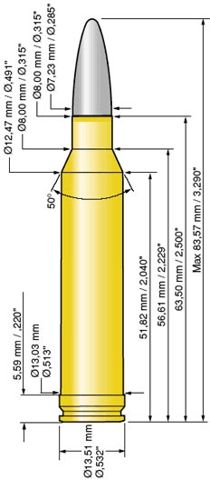 7x63 Remington