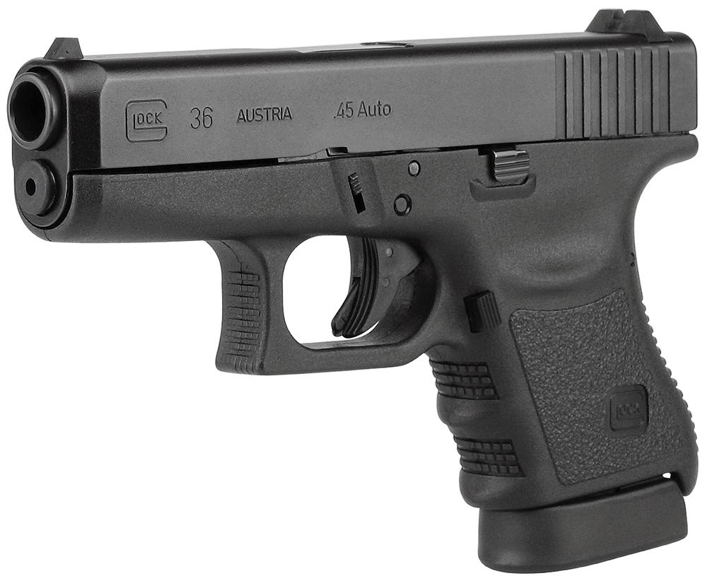 Пистолет Glock 36   Энциклопедия вооружения
